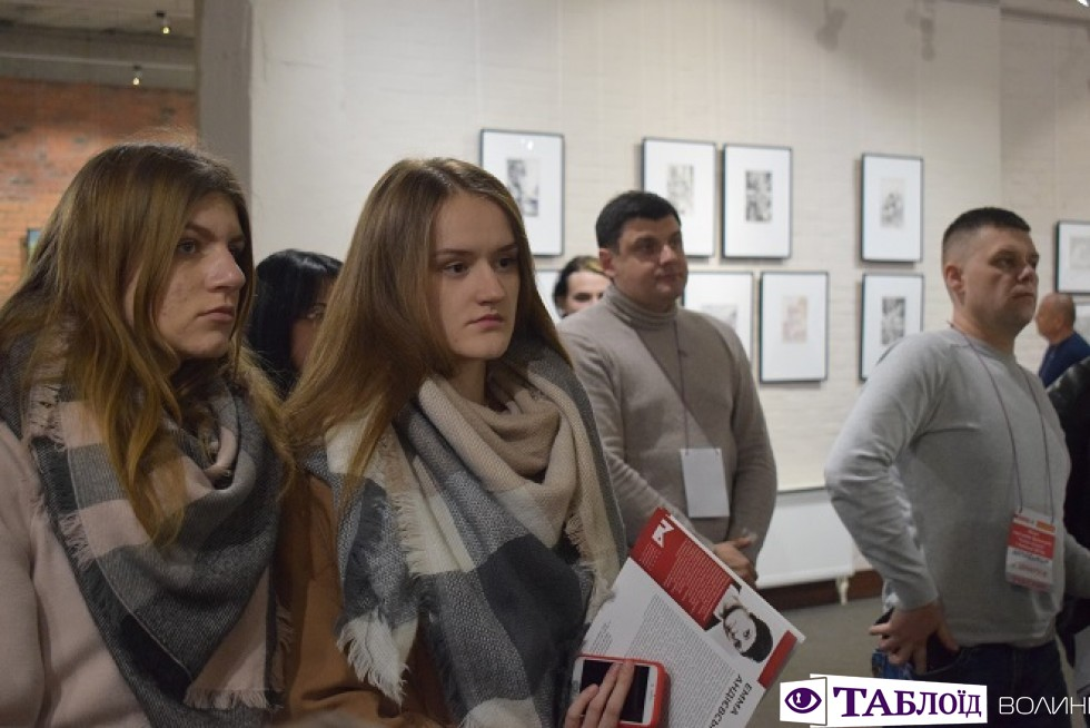 Виставка творів Емми Андієвської у Музеї Корсаків