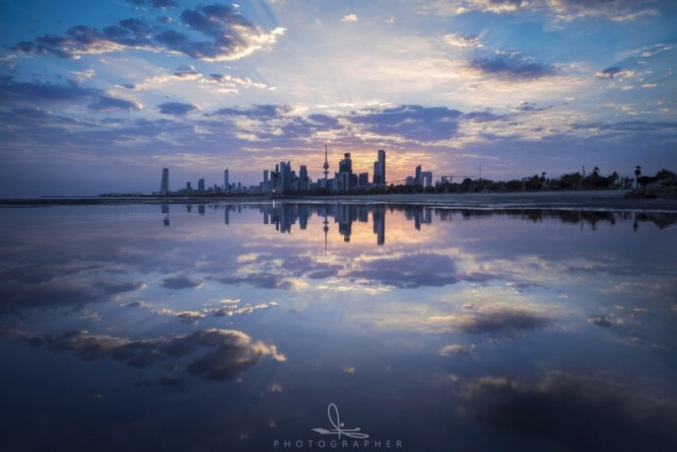 Відображення. Фото: Othman Al.mashan