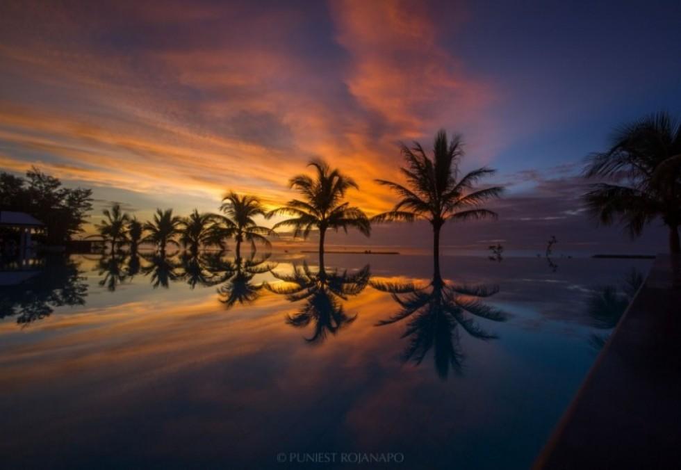 Перед сходом сонця. Фото: Puniest Rojanapo
