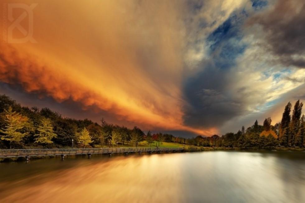 Атомний день. Фото: David Keochkerian
