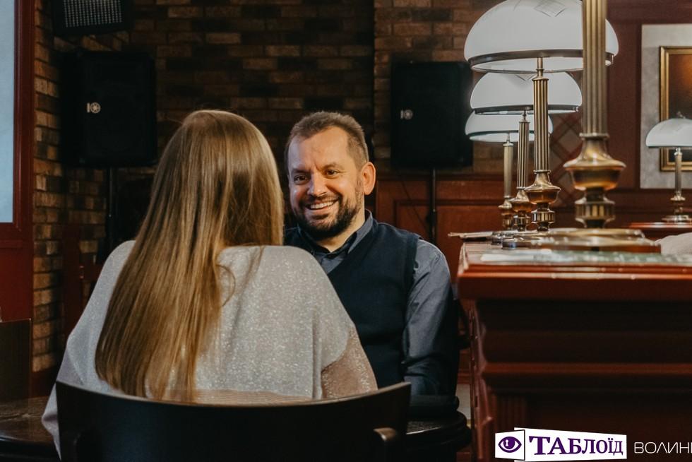 «Кавова розмова» з Дмитром Мельничуком