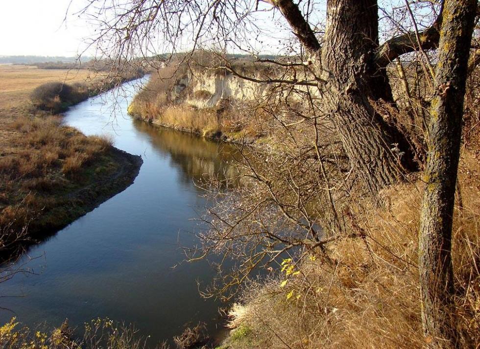 Осінь на Стиру поблизу села Чекно