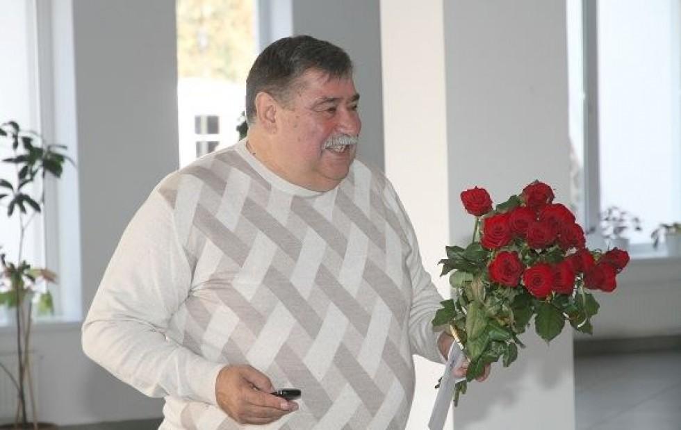 Микола Степанович Ворошило