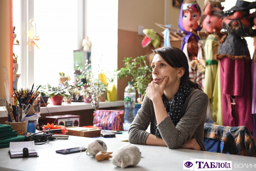 Професія крізь об'єктив: художник-оформлювач ігрових ляльок Олеся Іщук