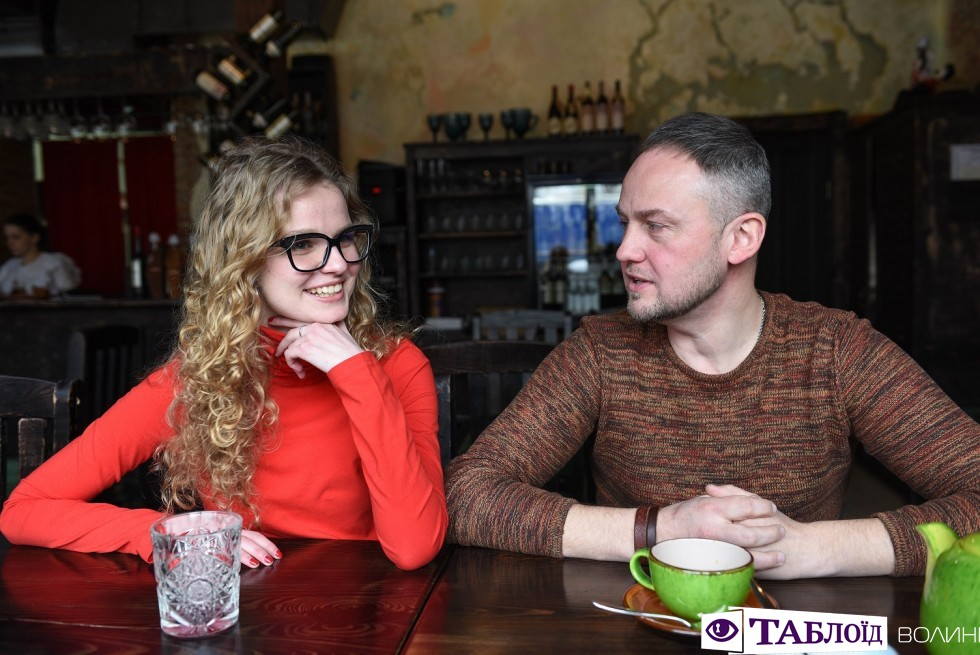Сергій та Дарина Панаси
