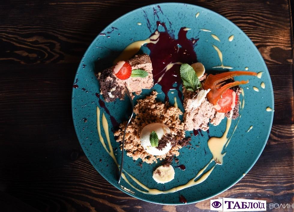 Смачний десерт від «Сулі Гулі»