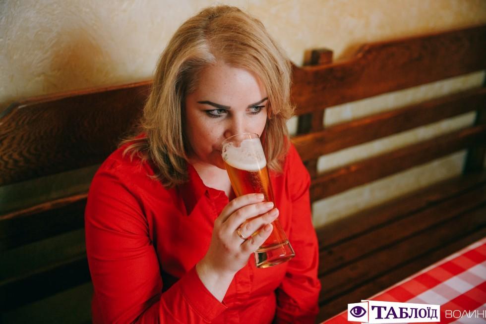 Олена Іщук – технологиня на виробництві пива з луцькою пропискою «Zeman»