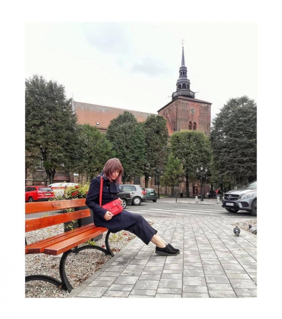 Наталка Огей в Слупську