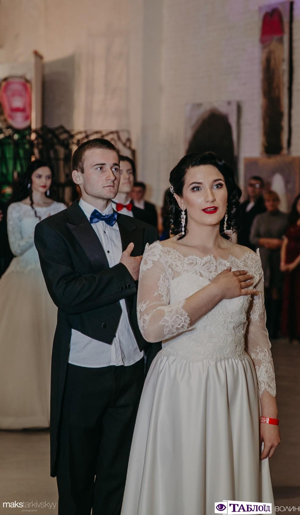 Красені і красуні дня: гості вишуканого балу у Луцьку
