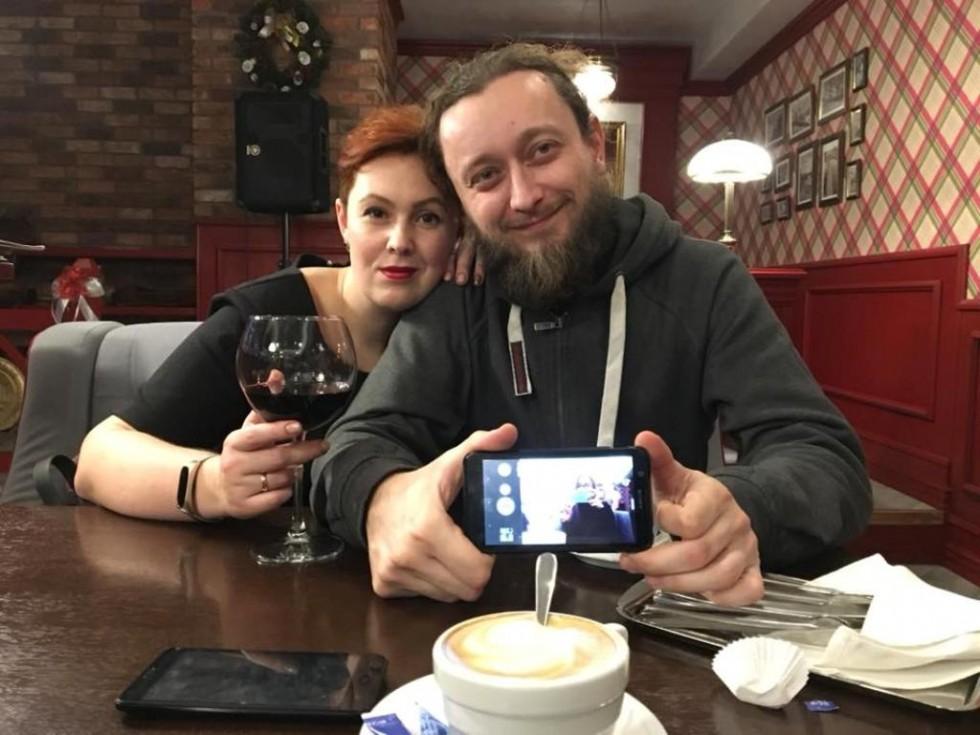 Олександра та Юрій Боруки