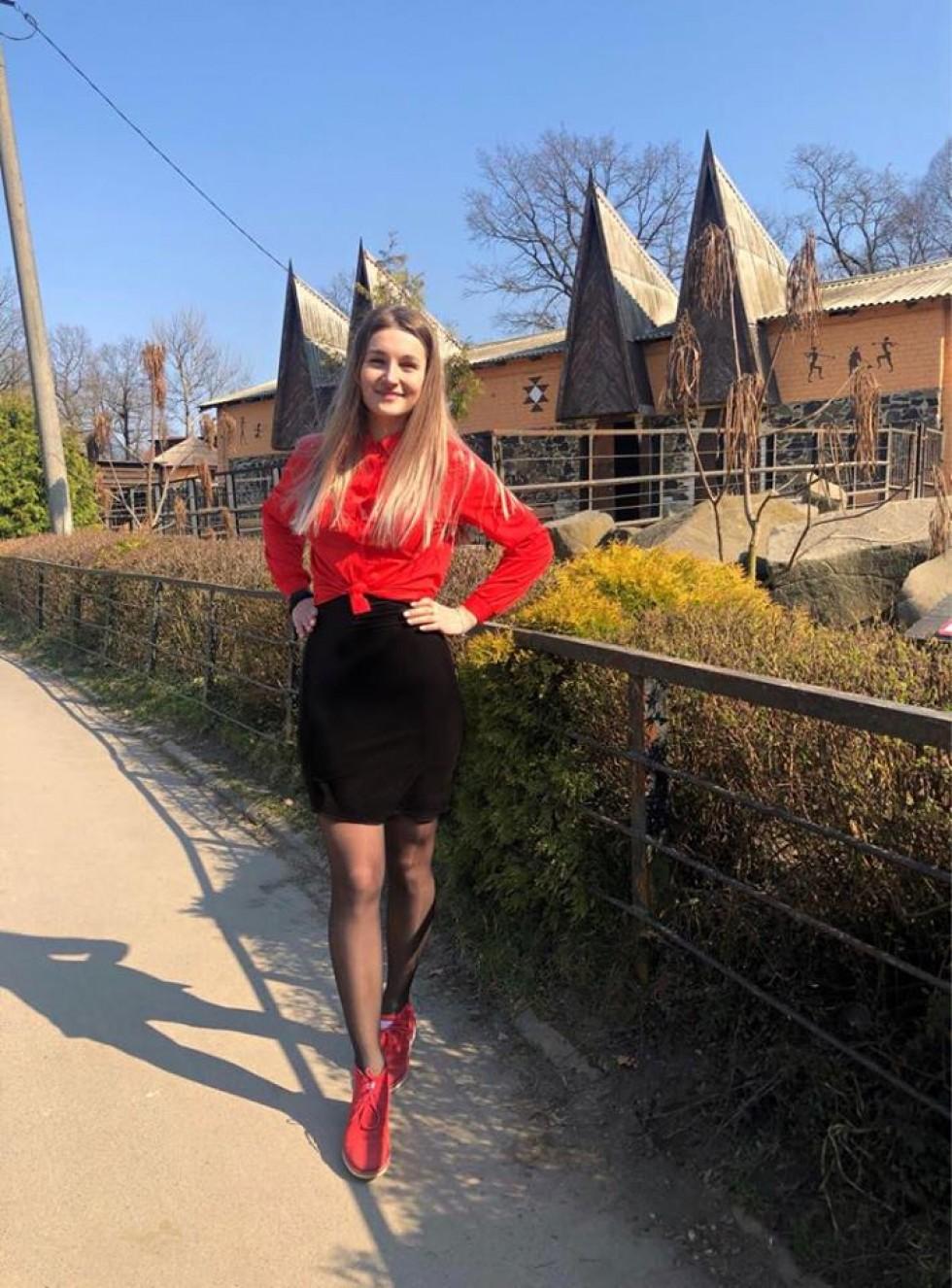 Красуня дня: бізнес-леді Іванна