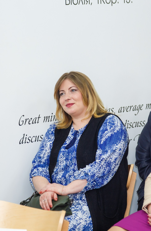 У Луцьку відбулась зустріч із засновницею ювелірного дому «Zarina»