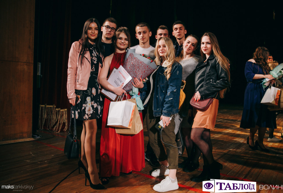 Красені та красуні дня: гості конкурсу «Кращий студент Луцького НТУ»