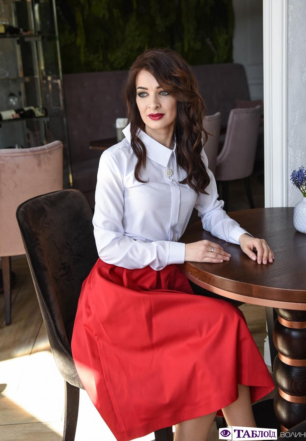 Шо-у-Шафі луцької бізнес-леді Юлії Яковлюк