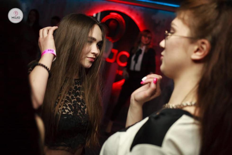 Вечірка у «MOJO Disco & Karaoke»