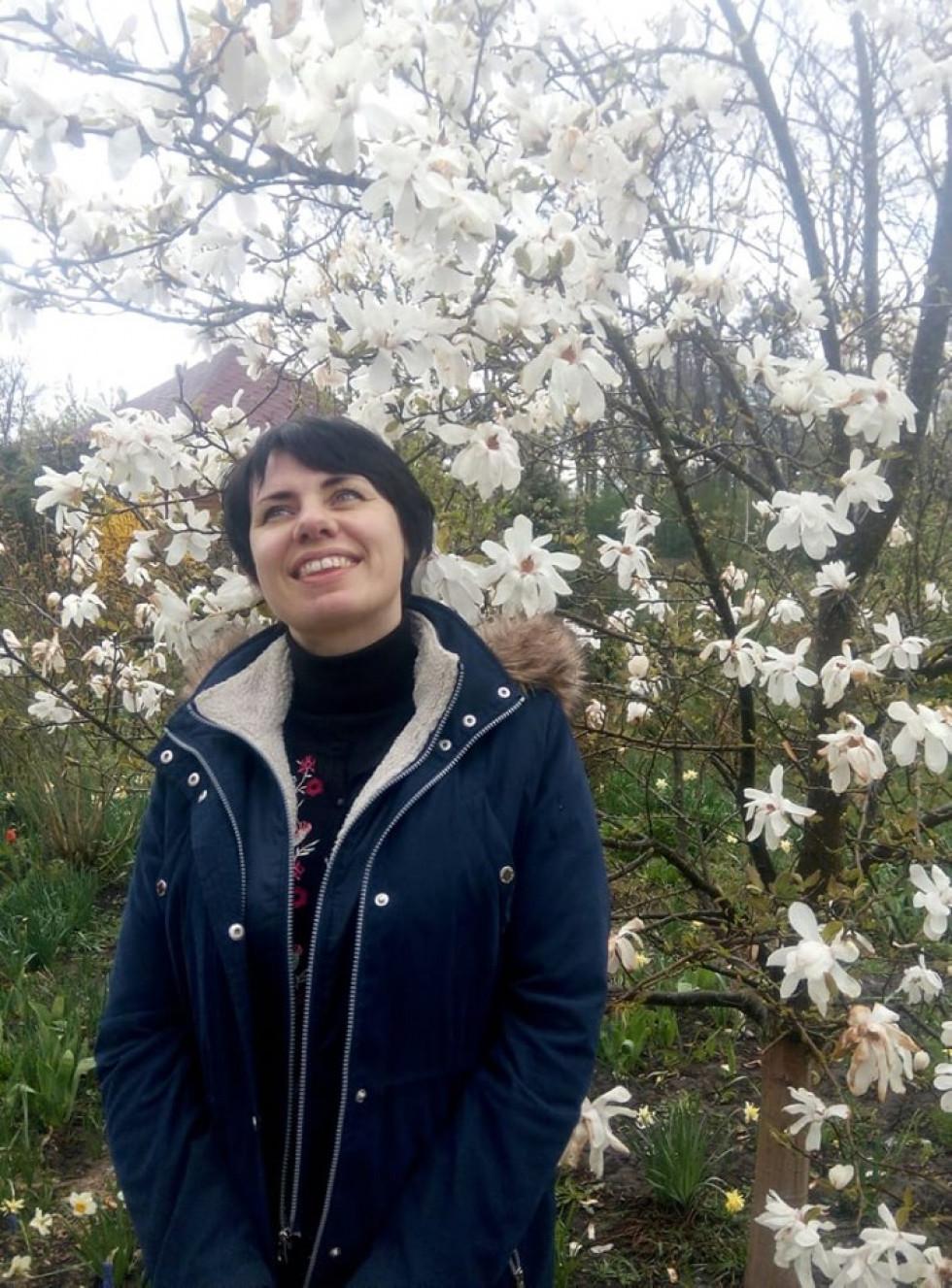 Лучанка Олена Мороль розповіла про еко-бренд Farfalla