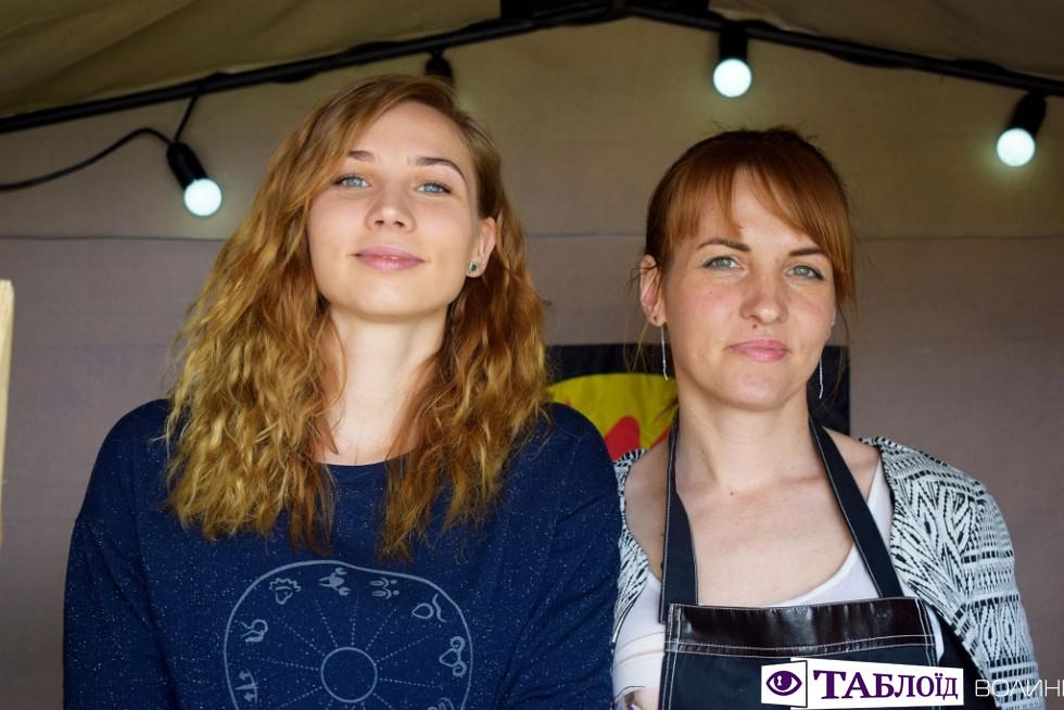 Красені та красуні дня: гості другого дня Lutsk Food Fest