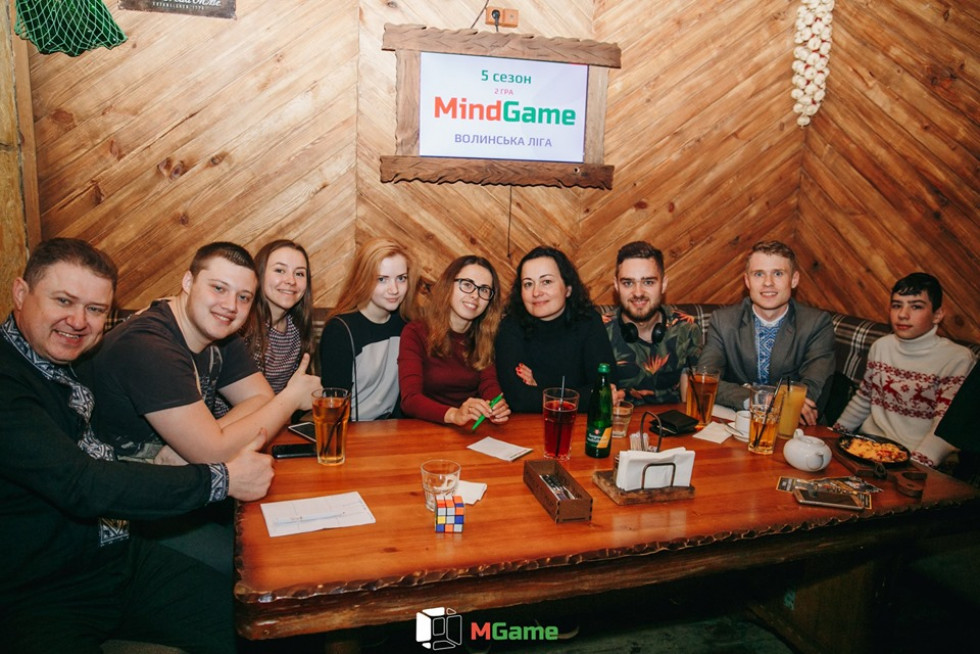 Друга гра п'ятого сезону Mind Game