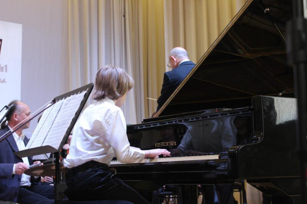 80-річний ювілей музичної школи