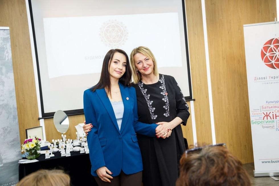 Дарина Самолюк і Наталія Колодницька (Нетовкіна)