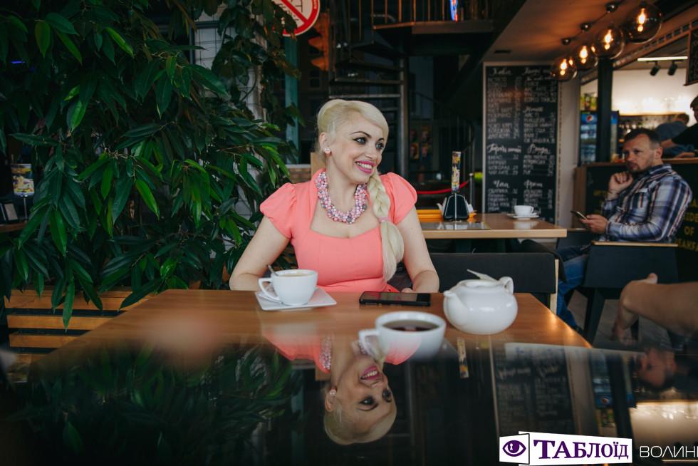Кавова розмова з Оленою Балабаш