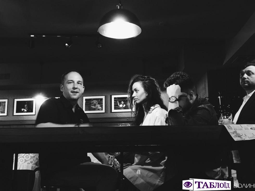 21 травня у Луцьку офіційно відкрили джазовий клуб «Цитра».