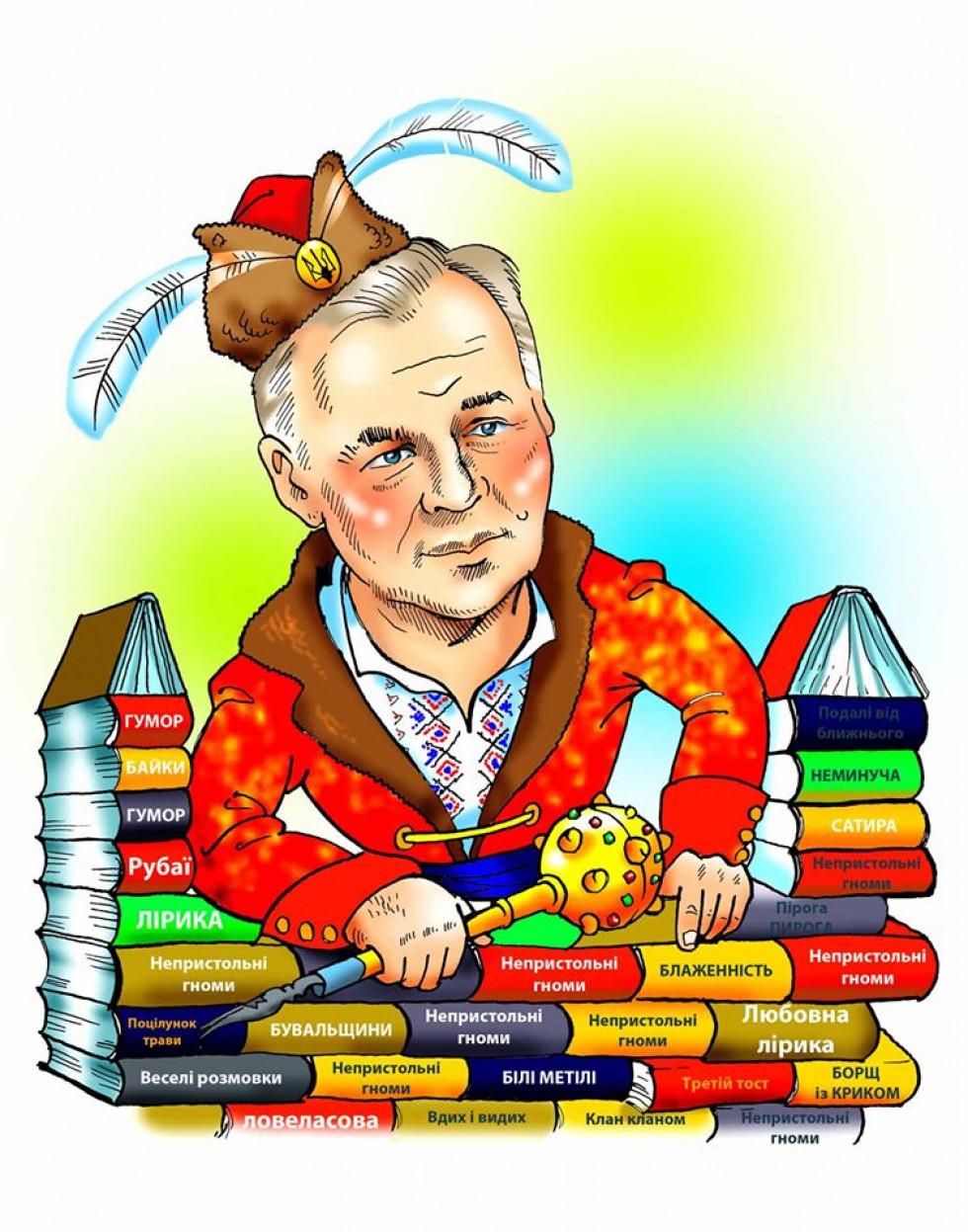 Екс-редактор газети «Віче» Василь Простопчук