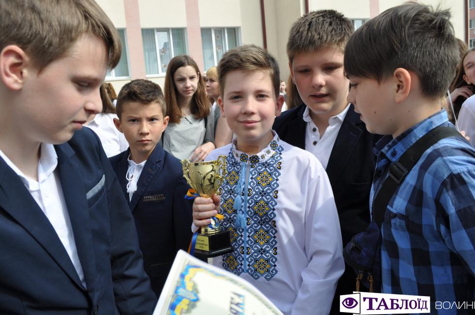 Луцький ліцей №27 Луцької міської ради Волинської області