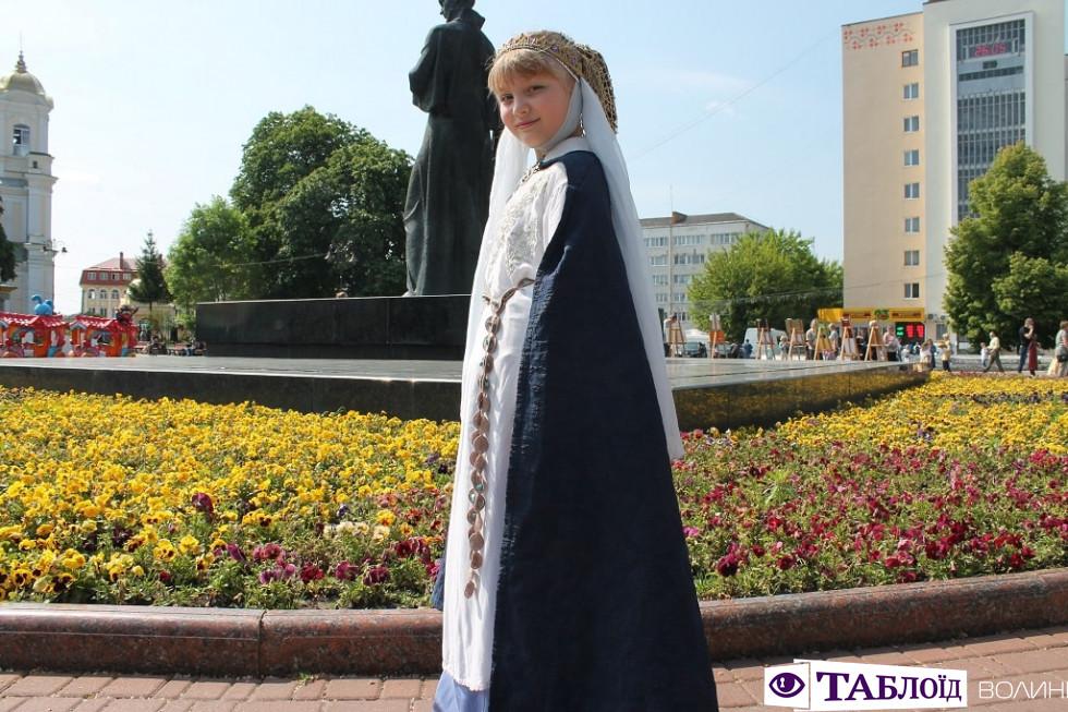 Фестиваль «Волинська княжна»