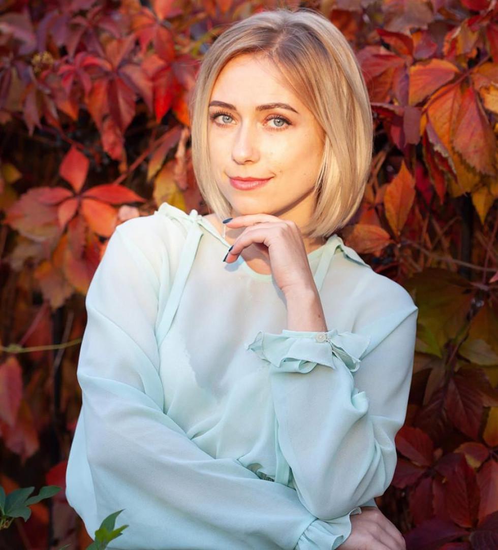 Головна редакторка «Таблоїду Волині» Наталія Мазепа