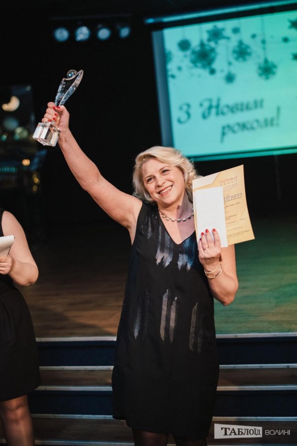 Директорка Бізнес-академії практичного менеджменту Тетяна Репницька