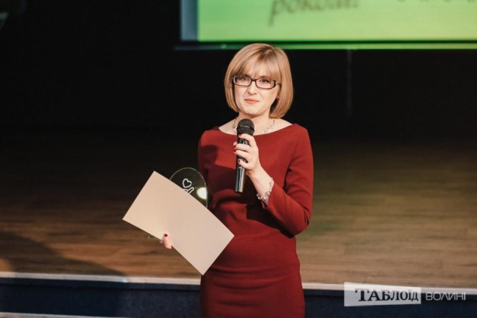 Головна редакторка мережі сайтів Район in.ua Наталія Пахайчук