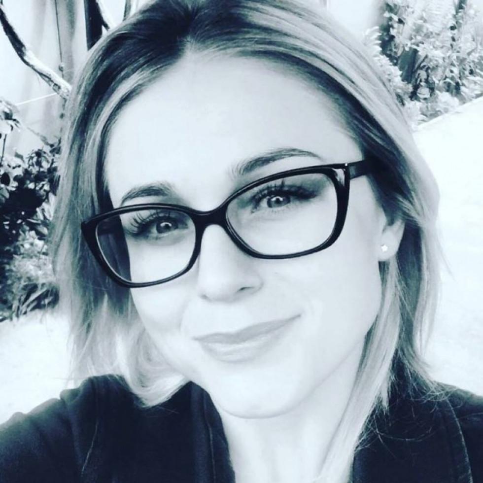 Журналістка Ірина Качан