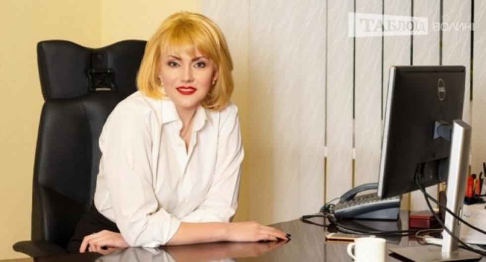 Фінансова директорка ПАТ «Луцьк Фудз» Анна Поліщук
