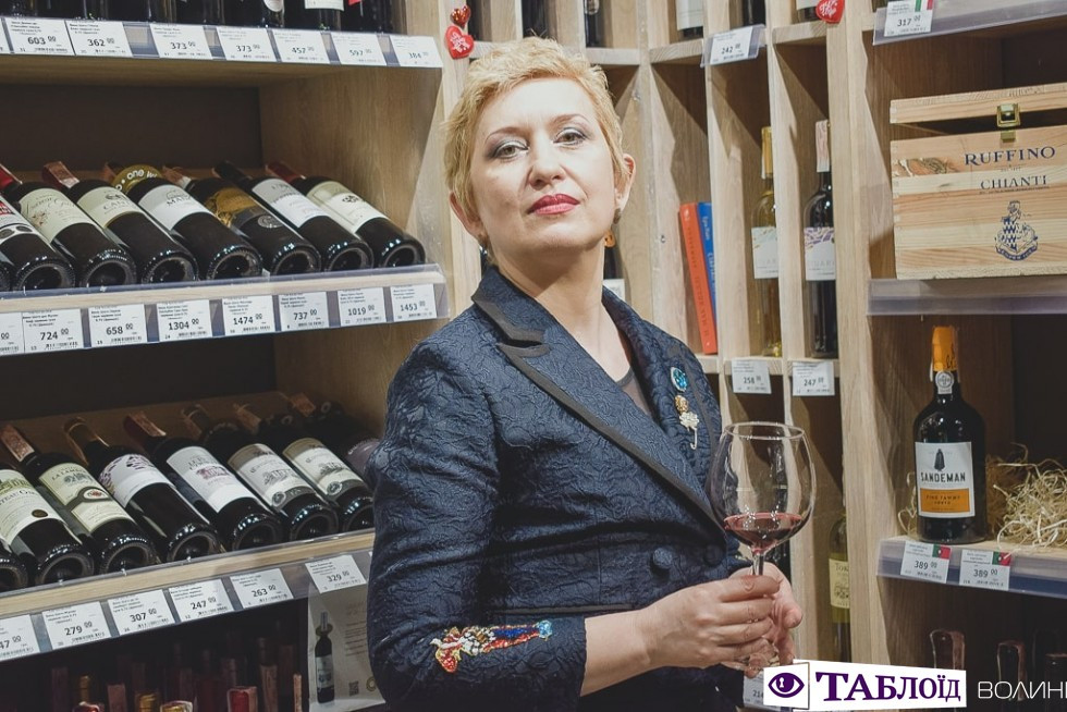 Актриса Волинського облмуздрамтеатру Світлана Органіста