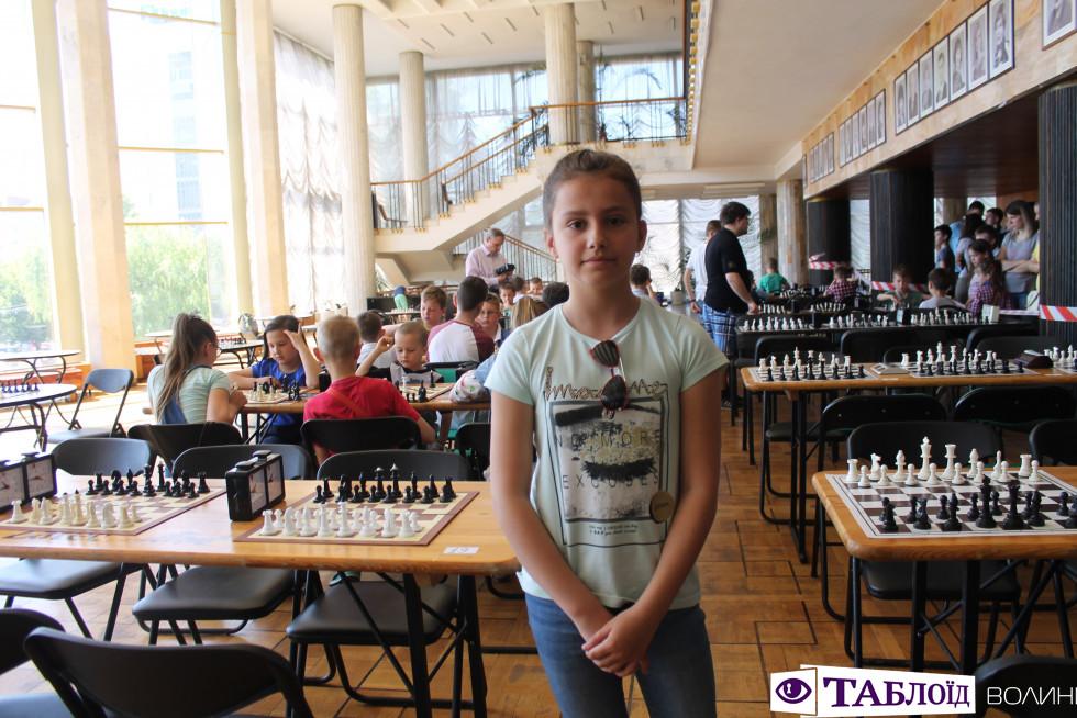 Вікторія Лахманець приїхала на фестиваль з Володимира-Волинського
