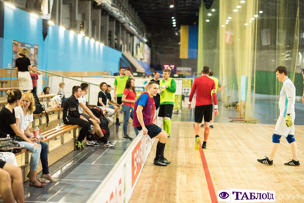 Вболівальники Astound Football Cup
