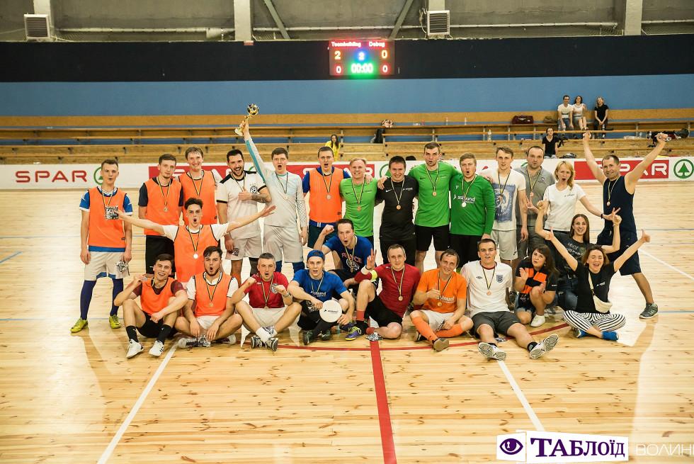 Команди-учасники Astound Football Cup