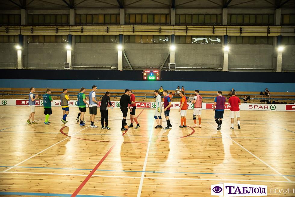 Турнір з міні-футболу між представниками ІТ-спільноти