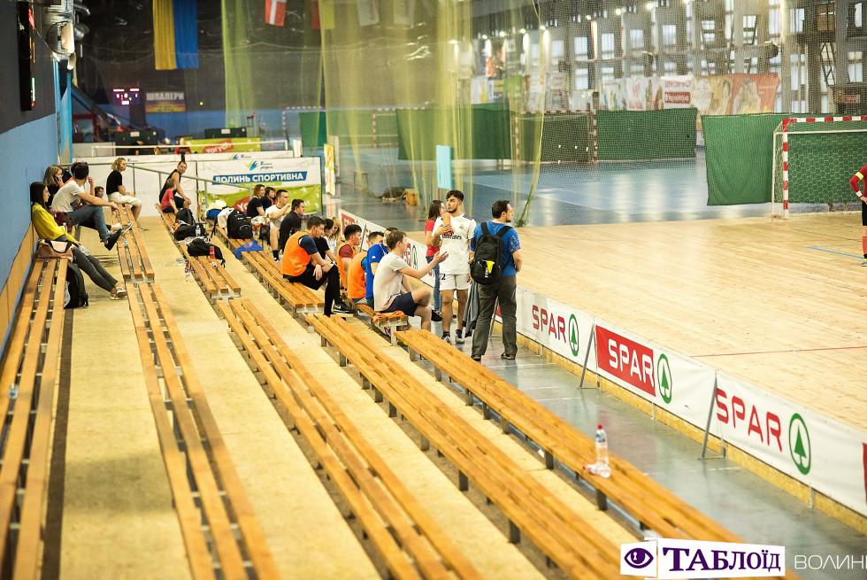 Футбольний турнір в Адреналін Сіті