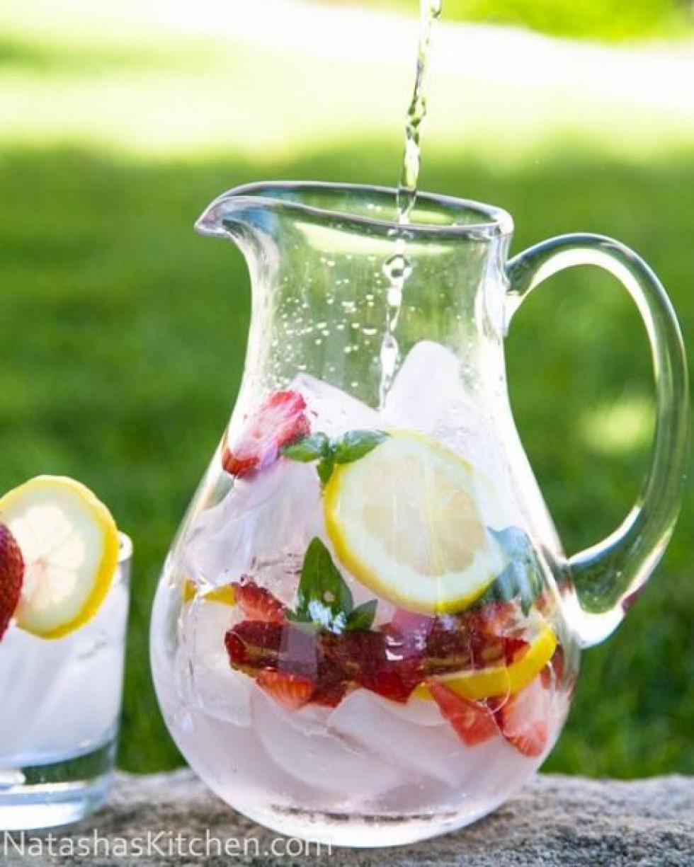 Літні коктейлі