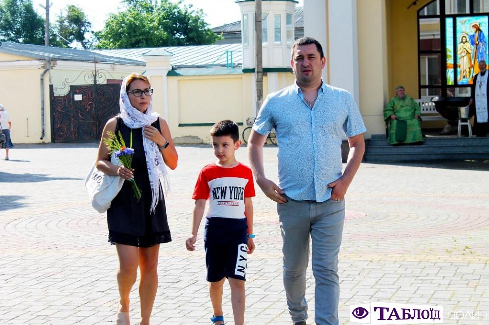 Трійця у Луцьку