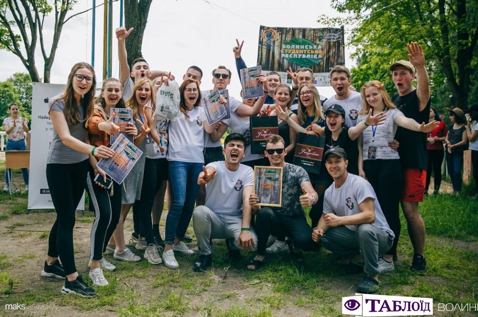 Студентська республіка 2019
