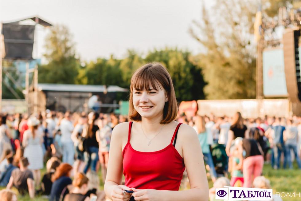 Красені та красуні дня: гості концерту «Океана Ельзи» у Луцьку