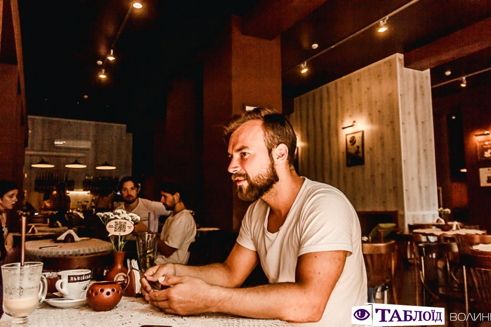 Відверто: Дмитро Щебетюк про секс, любов і стереотипи