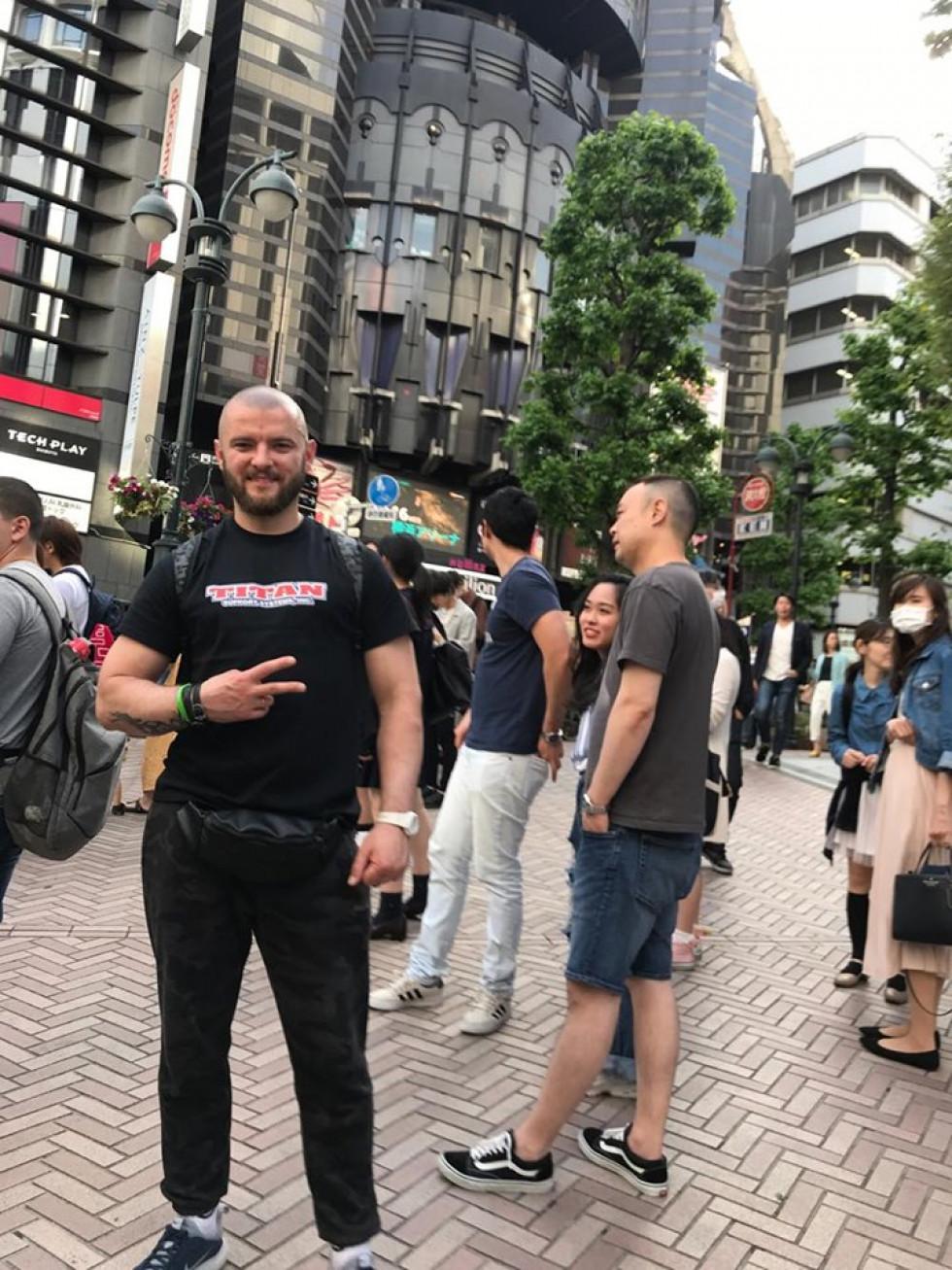 Чим вразила Японія відомого луцького тренера