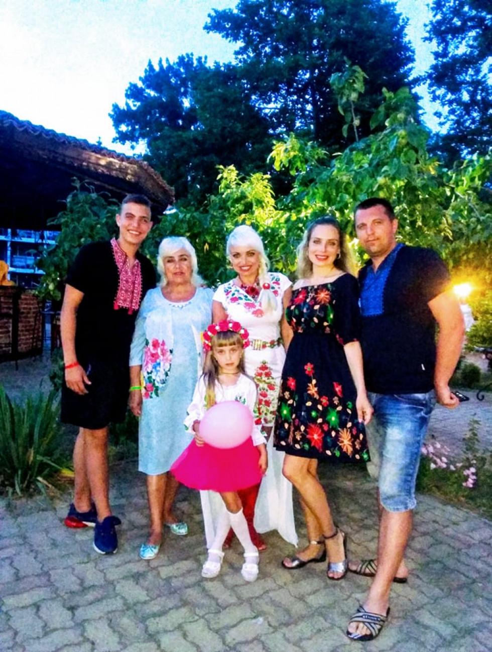 Відпочинок Олени Балабаш в Болгарії