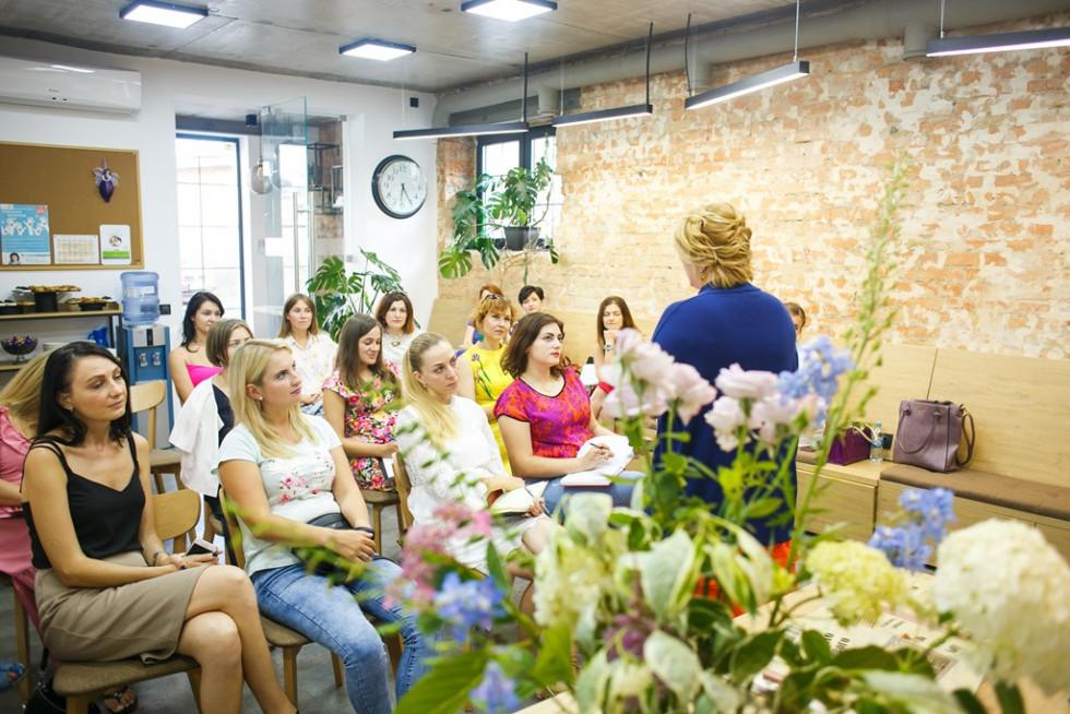 Майстер-клас Маргарити Січкар у Луцьку