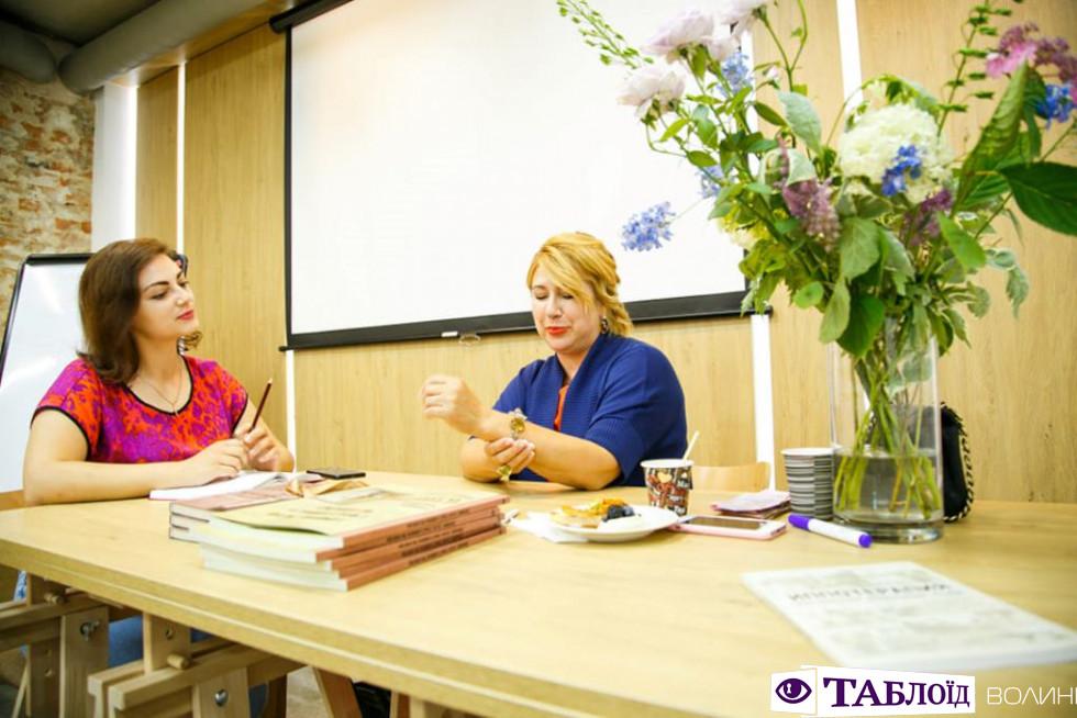 Розмова з бізнесвумен Маргаритою Січкар