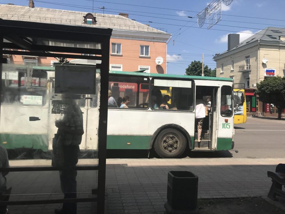 Дмитро Щебетюк у Луцьку